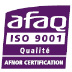 Certification ISO 9001 - 2015